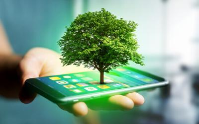 7 applications pour devenir éco-responsable