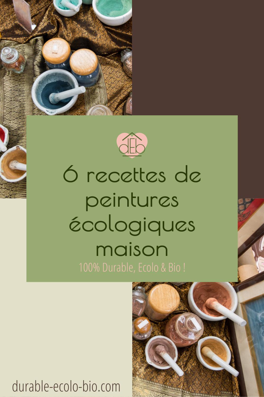 Les peintures du commerce coûtent chères et polluent nos intérieurs. La solution facile et gratifiante ? Faites-la vous-même !