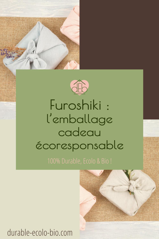 Retrouve ici tout ce que tu dois savoir sur cette tendance venue du japon, et un tuto pour apprendre à emballer tes cadeaux avec un Furoshiki!