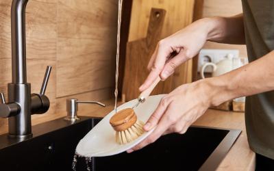 3 recettes de liquide vaisselle maison faciles et écologiques!